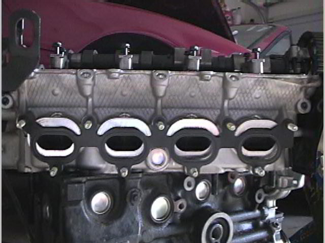 Intake gasket mismatch comparison