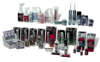 Tools - Sealants and Adhesives