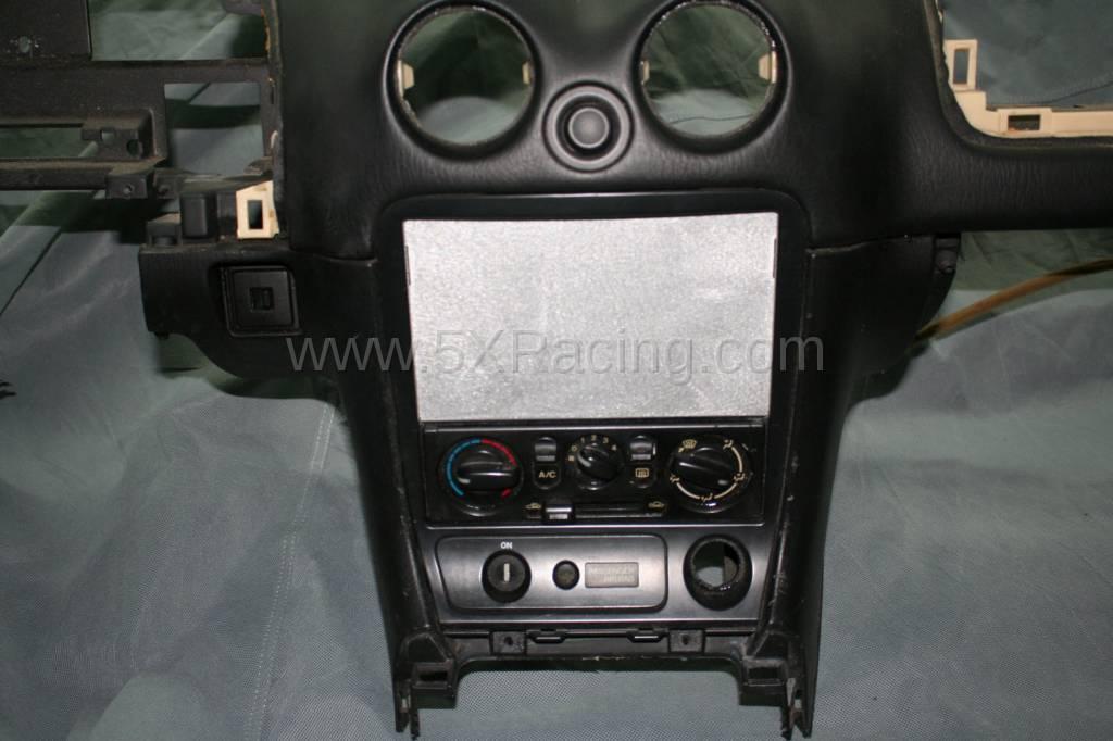 5x Racing 19992005 Mazda Miata Radio Delete Platerh5xracing: 2000 Mazda Miata Radio Replacement At Gmaili.net