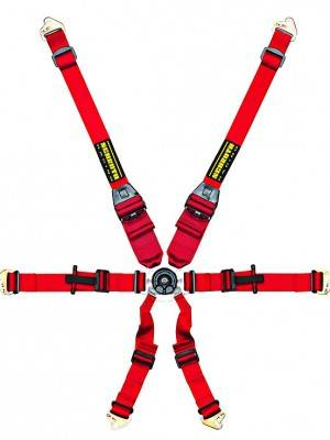 Safety - Drivers Harnesses and Restraints
