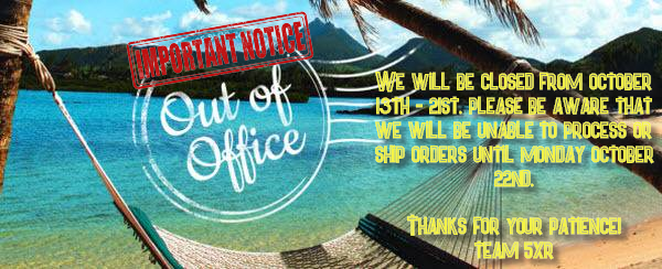 out of office october 18