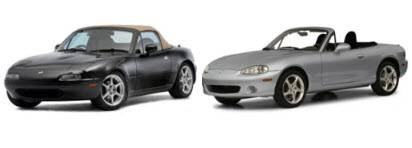 NA/NB Miata Aftermarket and Performance Parts