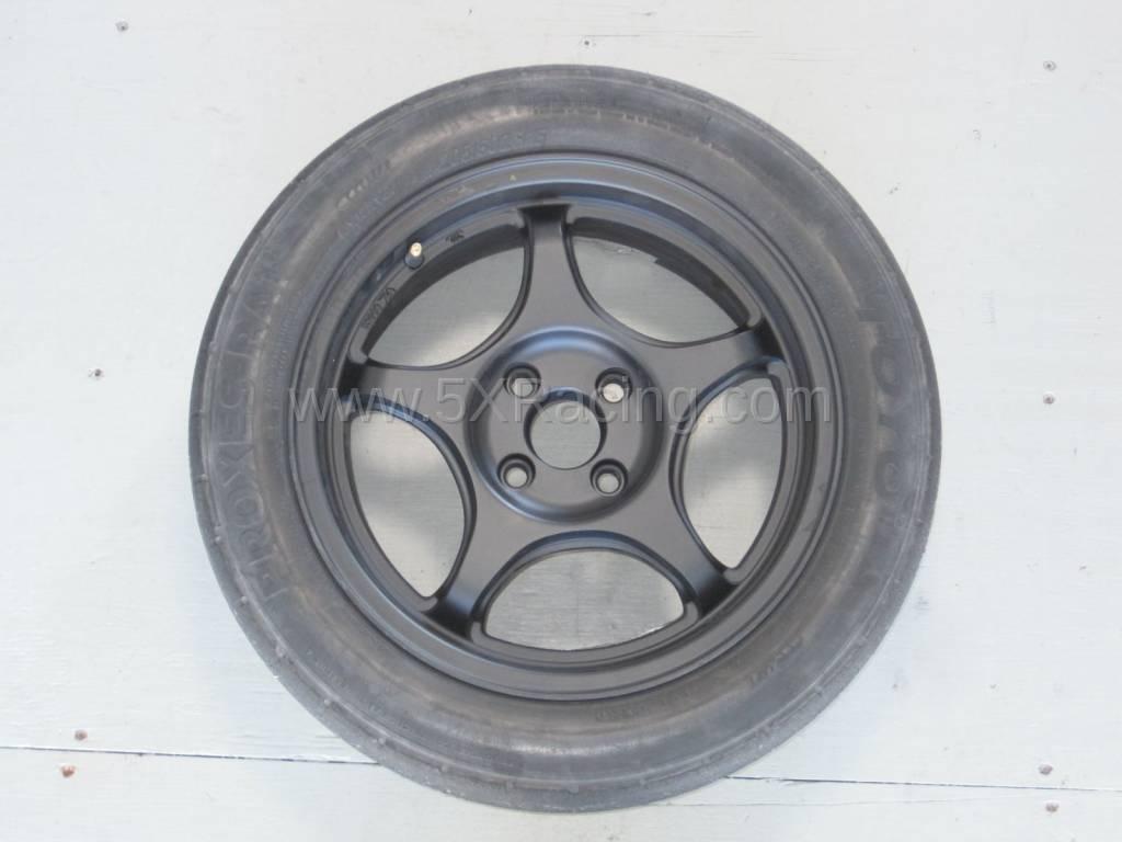 D-Force Spec Miata Racing Wheels from 5X Racing