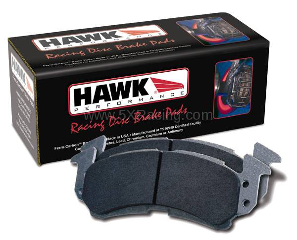 HAWK HB157N.484 HP Plus Brake Pads Mazda Protege 1990-1994 Mazda Miata 1990-1993