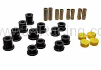 Energy Suspension - Energy Suspension Front Control Arm Bushing Set for 1990-1997 Mazda Miata