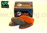 G-LOC Brakes - G-LOC Brake Pads for 2006-2015 Mazda MX-5