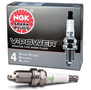 NGK Spark Plugs - Box of 4 Miata NGK V-Power Spark Plugs