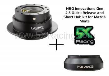 NRG Miata Quick Disconnect Kit
