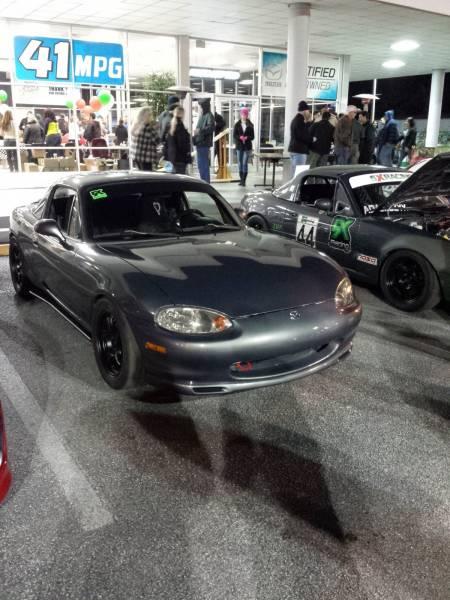 1999 Mazda Miata