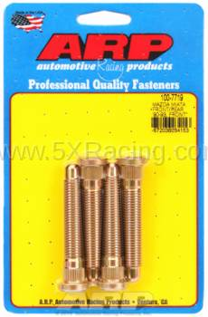 ARP Racing Products - ARP 100-7719 Mazda Miata Wheel Stud Kit