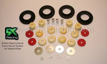 Race Coilover Shock Mount Kit