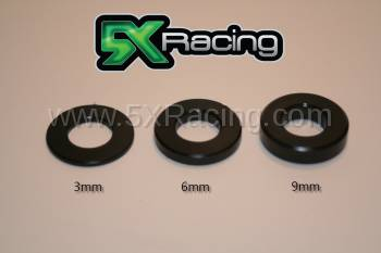 Delrin Shock Spacers