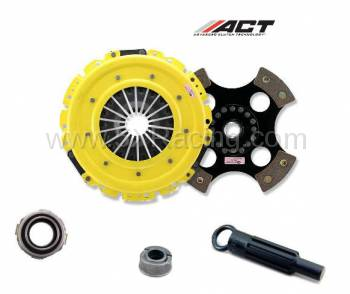 ACT Clutch - ACT HD 4-Puck Solid Hub Clutch Kit for 1990-1993 Mazda Miata