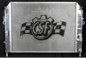 CSF - CSF 42mm Two Row Racing Radiator for 2006-2014 Mazda MX-5