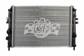 CSF - CSF OEM Replacement Radiator for 2006-2014 Mazda MX-5
