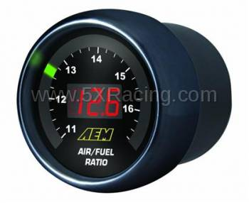 AEM  - AEM Digital Wideband UEGO Air/Fuel Ratio Gauge Kit