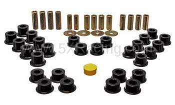 Energy Suspension - Energy Suspension Rear Control Arm Bushing Set for 1990-1997 Mazda Miata