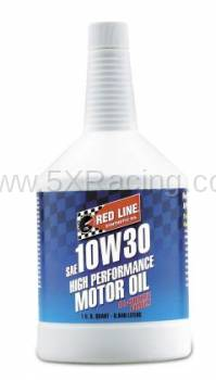 Red Line Synthetic Oil - Red Line 10W30 Motor Oil - 1 quart