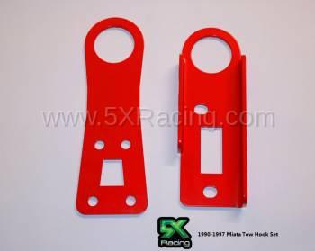 5X Racing Miata Tow Hooks