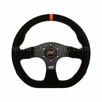 MPI D-shaped steerin wheel