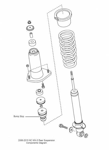 Rear Shock system
