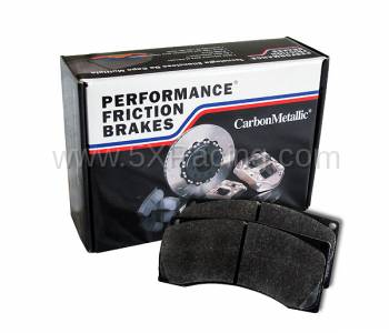 Performance Friction Brakes - PFC 97 Compound Racing Brake Pads for 1.8 Miata