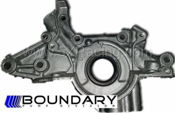 Boundary Miata Oil Pump