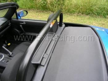 Hard Dog M3 Hard Bar for Mazda MX-5 NC w/PRHT