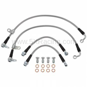 Techna-Fit Stainless Steel Brake Line Kit for Mazda MX-5 NC