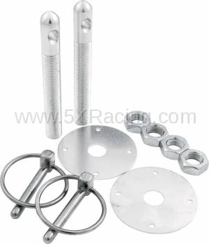 Allstar Performance - Budget Aluminum Hood Pin Kit