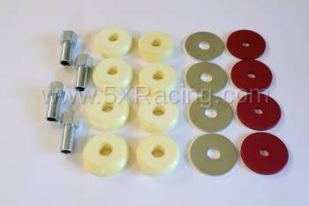 5X Racing NB Miata Shock Bushing Upgrade Kit