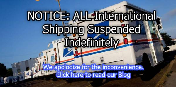 International Shipping Notice Mobile