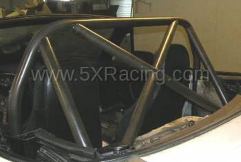 Hard Dog M1 Sport X-Brace Diagonal Miata Roll Bar