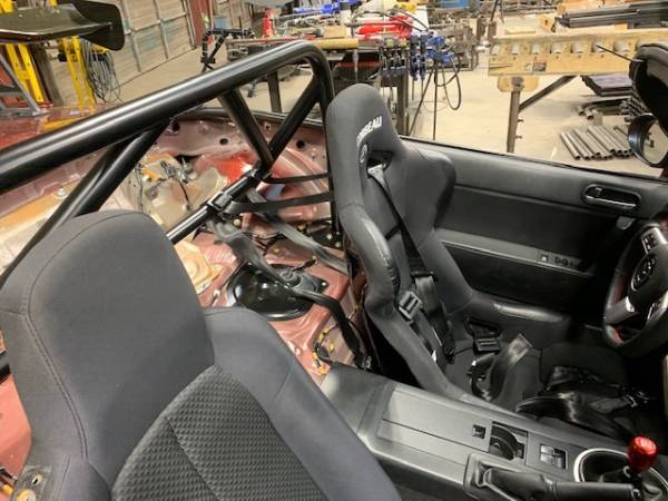 Hard Dog Roll Bar for Mazda MX-5 pics