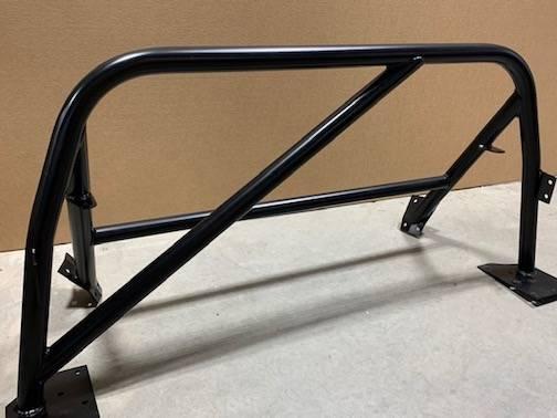 Hard Dog Roll Bar for Mazda MX-5 single diagonal