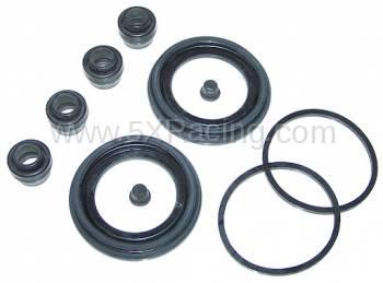 OEM Mazda Front Brake Caliper Rebuild Kit for 01-15 Mazda Miata (Sport and Hard-S)