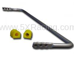 Whiteline Performance - Whiteline 16mm Adjustable Rear Sway Bar for 1990-2005 Mazda Miata