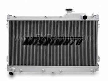 Mishimoto Automotive Performance  - Mishimoto X-Line Performance Aluminum Radiator for 1990-1997 Mazda Miata