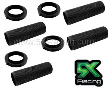 5X Racing - 5X Racing Coilover Sleeve and Collar for Bilstein Shocks