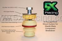 5X Racing - Lower Shock Mount Bushing - Image 3