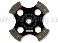 Miata Drivetrain - Miata Clutch System Components - ACT Clutch - ACT 4-Puck Solid Hub Race Clutch Disc for 1990-1993 Mazda Miata