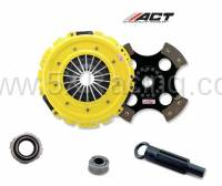 Miata 1990-2005 NA/NB - ACT Clutch - ACT HD 4-Puck Solid Hub Clutch Kit for 1994-2005 Mazda Miata