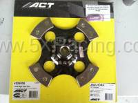 ACT Clutch - ACT 4-Puck Solid Hub Race Clutch Disc for 1990-1993 Mazda Miata - Image 2
