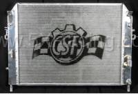 CSF - CSF 42mm Two Row Racing Radiator for 2006-2014 Mazda MX-5