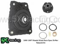 Miata Drivetrain - Miata Shifter Rebuild Kits and Bushings - 5X Racing - 5X Racing Shifter Rebuild Kits for 1990-1997 Mazda Miata