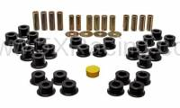Miata Suspension - Miata Suspension Bushings and Bump Stops - Energy Suspension - Energy Suspension Rear Control Arm Bushing Set for 1990-1997 Mazda Miata