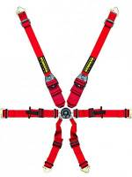 Drivers Harnesses and Restraints