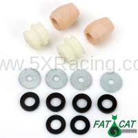 NA Miata Suspension and Steering - NA Miata Bump Stops and Shock Mounting Hardware - Fat Cat Motorsports - Fat Cat Motorsports Sport Bump Stop Kits for 90-97 Mazda Miata