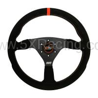Interior - Steering Wheels - MPI  - MPI F-14-A Suede Steering Wheel
