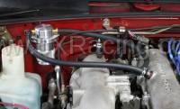 installing a miata air-oil separator